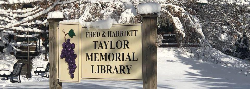 Fred & Harriett Taylor Memorial Library